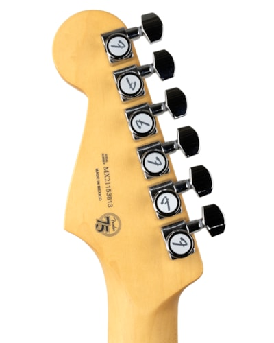 2021 Fender  Player Plus Stratocaster Aged Candy Apple Red