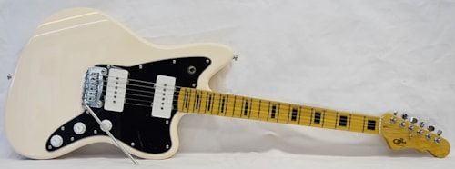 2021 G&L Tribute Doheny Olympic White