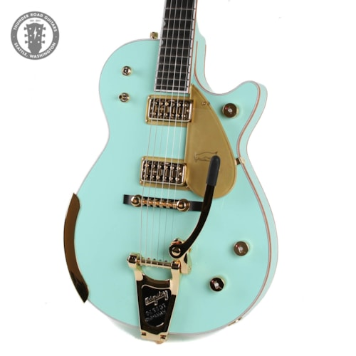 NEW Gretsch '58 Penguin G6134T-58VSSFG FSR Thunder Road Exclusive TRG Green