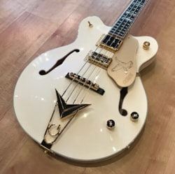 2021 Gretsch G6136B-TP-AWT Tom Petersson Signature Falcon