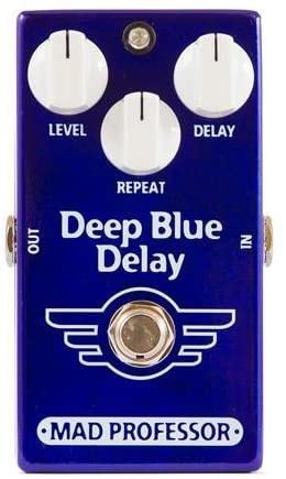 2021 Mad Professor Deep Blue Delay