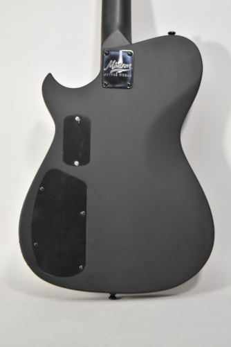 2021 Manson MB K1T-1 Limited Edition Satin Black Finish Electric Guitar w/OHSC
