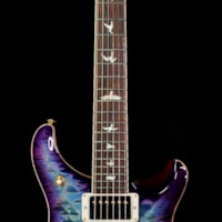 2021 Paul Reed Smith Wood Library Quilt 10 Top McCarty 594 Cocobolo