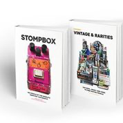 2021 Stompbox The Brick Double Book Package Orange and Pink