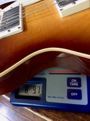 53-59 Gibson  Les Paul Conversion Very Good, Hard, $25,000.00