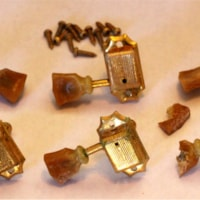 1959 Gibson Kluson Single Line Deluxe Tuners