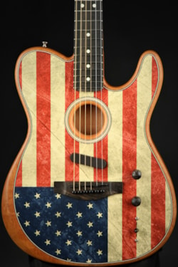 Fender Limited Edition American
