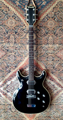 ACOUSTIC Black Widow Excellent, Original Hard, Call For Price!