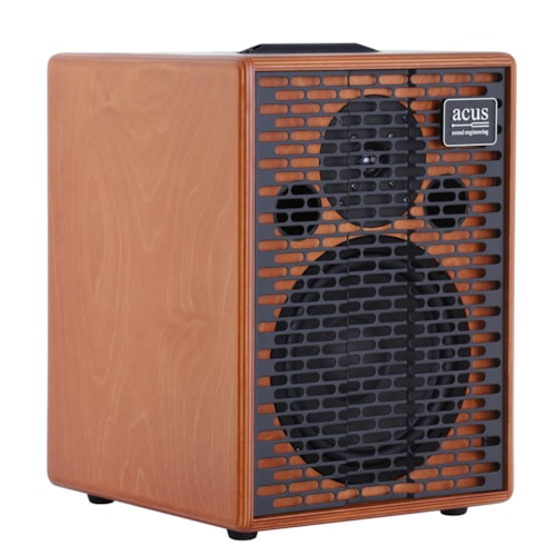 ACUS Wood One ForStrings 8, 200Watt, 4 Channels, New, Free Shipping