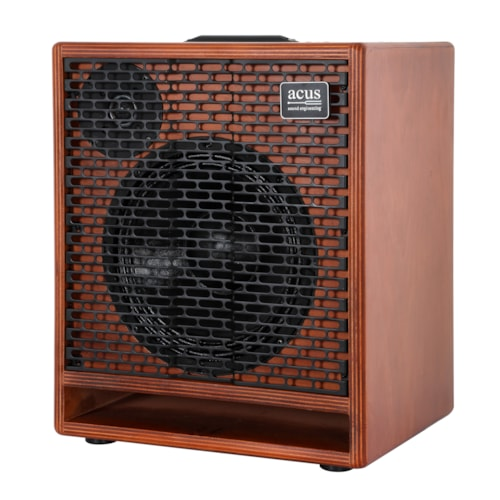 ACUS Wood One ForBass, 400Watt, 3 Channels, New, Free Shipping