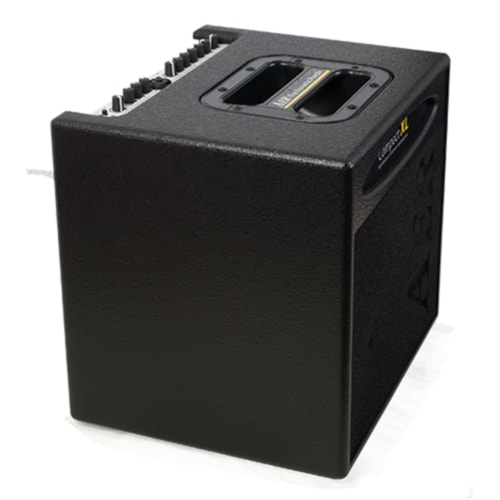 AER 200W Acoustic Combo Amp/2 Chan w/ 2-way Speaker System/ Blac COMPACT-XL
