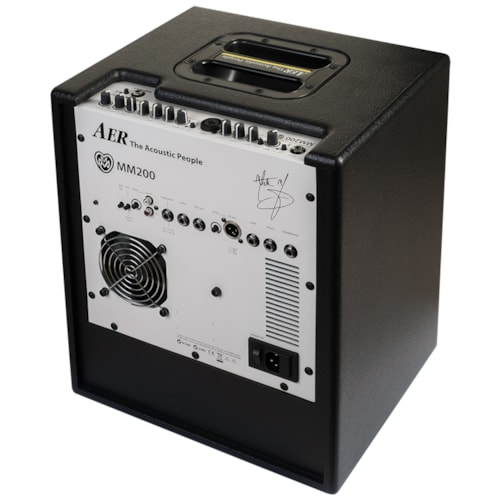 AER 200W Acoustic Combo Amp/2 Chan Monte Montgomery Signature MM200