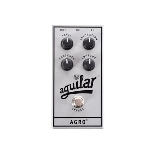 Aguilar 25th Silver Anniversary Edition AGRO Pedal