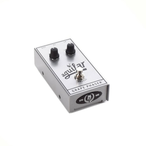 Aguilar 25th Silver Anniversary Edition Grape Phaser