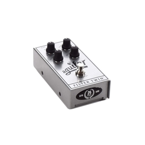Aguilar 25th Silver Anniversary Edition Filter Twin
