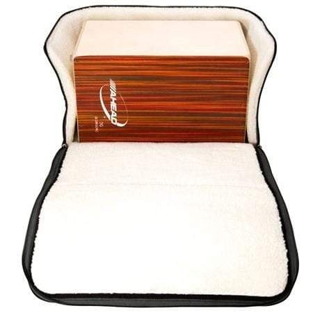 Ahead 21x12x12 Deluxe Cajon Soft Case w/Backpack Straps