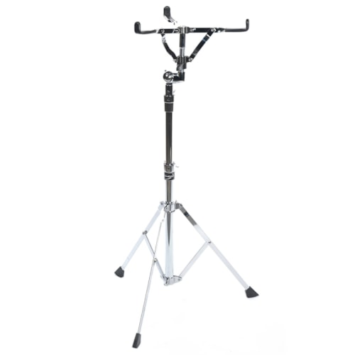 """Ahead Mini Snare/Practice Pad Stand, w/Basket, 3 Section Range 23"""" to 48"""""""