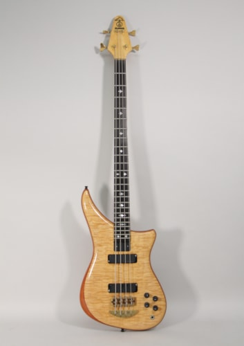 Alembic Epic 4-String Electric Bass Guitar w/HSC