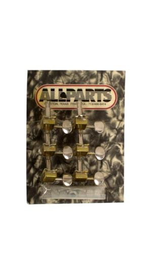 Allparts Fender Deluxe Style Tuner Set