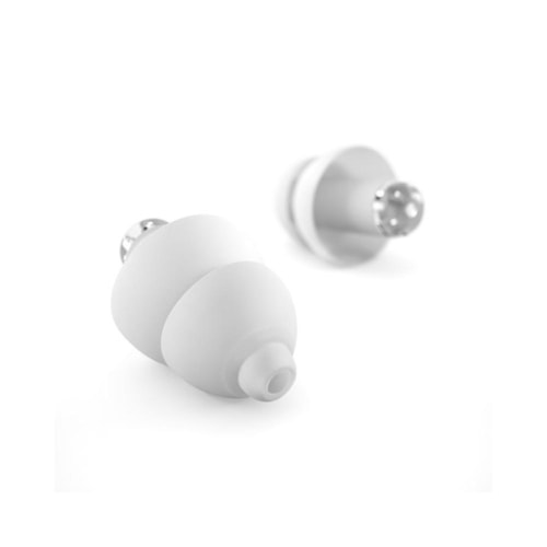 Alpine Hearing Protection PartyPlug Earplugs White