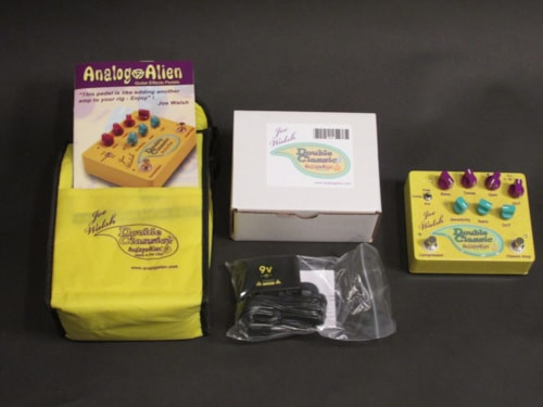 Analog Alien Joe Walsh Pedal Yellow