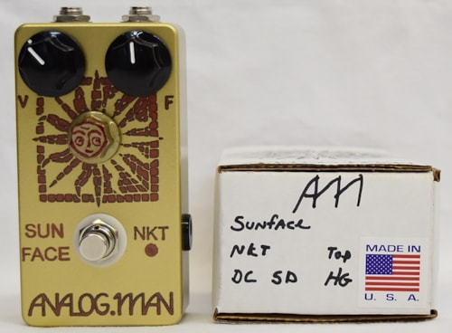 Analogman Sunface NKT Red Dot Fuzz