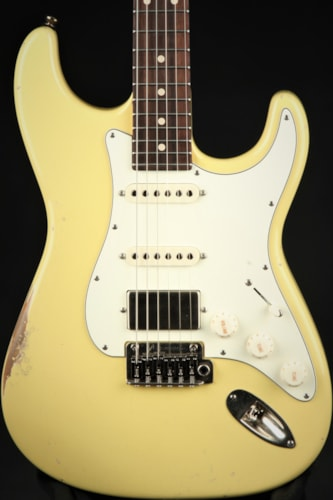 Tom Anderson Icon Classic - Mellow Yellow/In-Distress Level 2