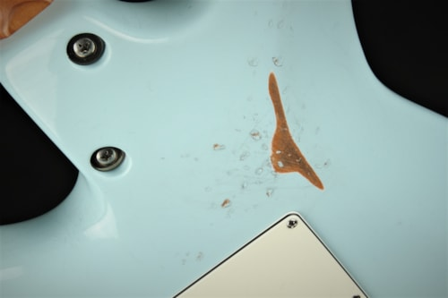 Tom Anderson Guardian Angel Player - Sonic Blue (In-Distress Level 2)