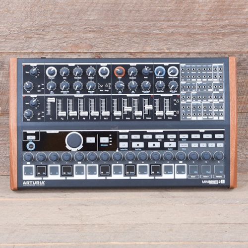 Arturia MiniBrute 2S Sequencer Synth MINT