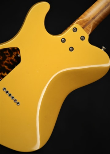 Asher T Deluxe - TV Yellow/Tempered