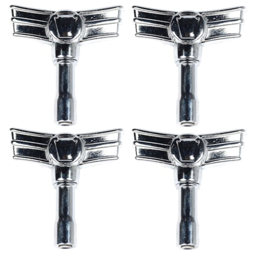 Ludwig Drum Key for Atlas Bass Drum Pedals (4 Pack Bundle)