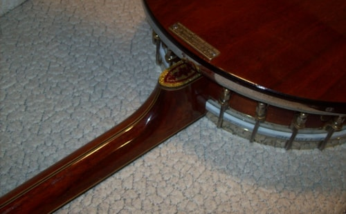Bacon and Day Roy Smeck Stage Model Tenor Banjo