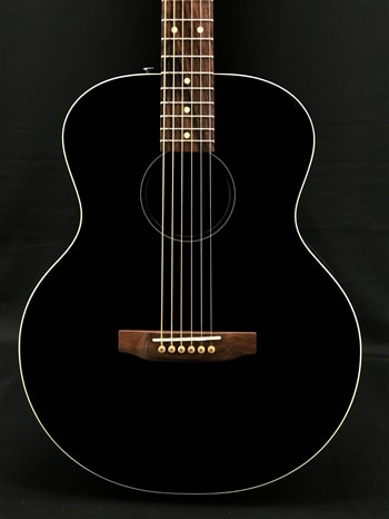 Beard DecoPhonic Southside 137 Deluxe in Black with Texas Headstock Inlay