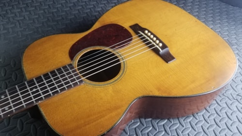 BEAUTIFUL VINTAGE 1949 MARTIN OO-18 NATURAL VERY CLEAN 0 000 100% NO RESET NEEDED SOUNDS BRILLIANT!