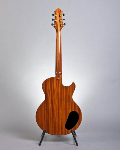 Benedetto Benny Custom [One-of-a-kind] Bloodwood, Brand New, Hard