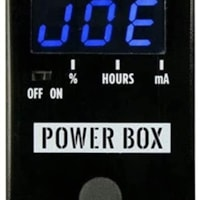 Big Joe Stomp Box PB-109 Power Box Li2 Rechargeable Pedalboard Power Supply