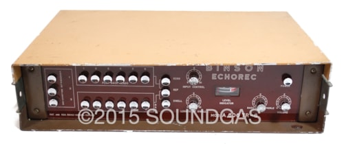 Binson 606 TR-6 Very Good, $1,800.00
