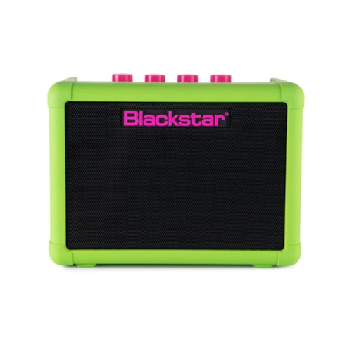 Blackstar Limited FLY3 Neon Green Battery Powered Amp