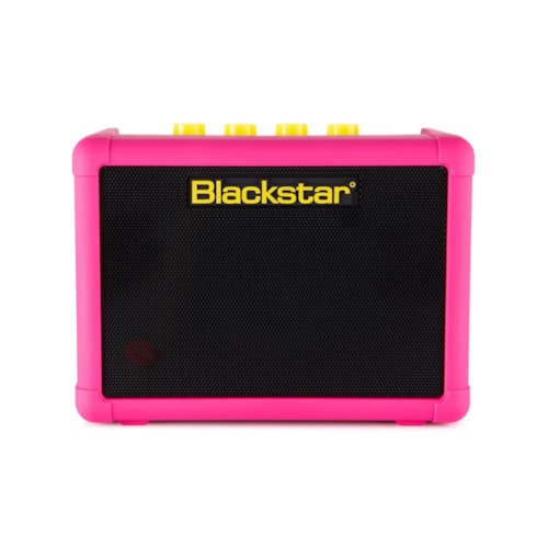 Blackstar Limited FLY3 Neon Pink Battery Powered Amp
