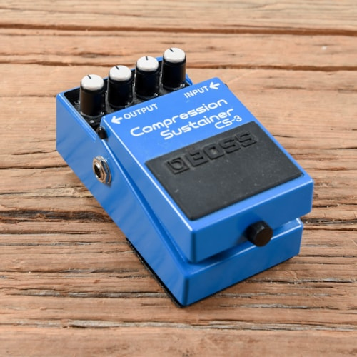 Boss CS-3 Compression Sustainer  USED