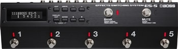 Boss ES-5 Effects Switching System and MIDI Switcher
