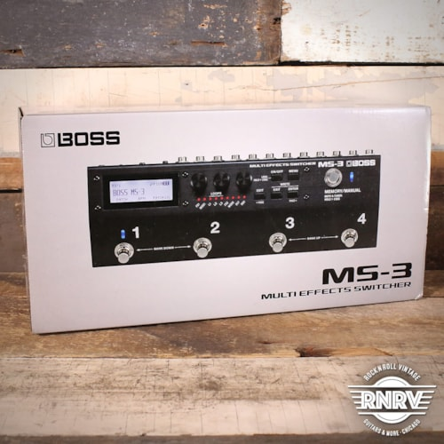 Boss MS-3 Multi-Effects Switcher