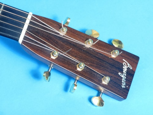 Bourgeois Country Boy Deluxe Natural, Mint, Original Hard