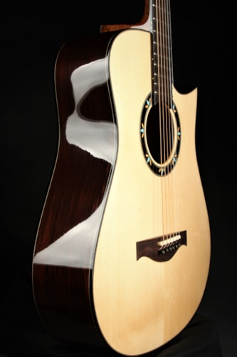 Bourgeois Modified D 12 Fret - German Spruce/Madagascar Rosewood