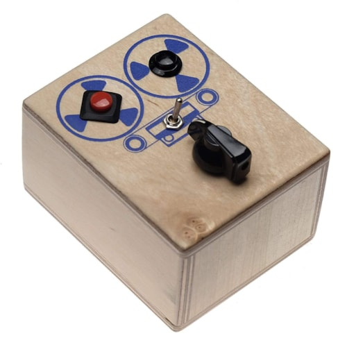 BrandNewNoise Shaka-Khan Percussion Recorder with Loop Switch