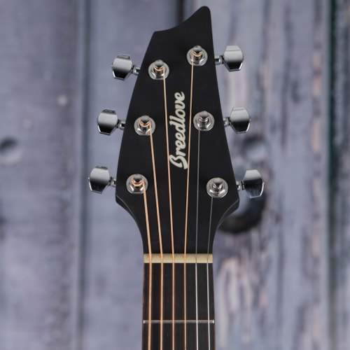 Breedlove Discovery Concert CE Acoustic/Electric, Black Widow