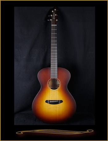 Breedlove USA Concert Moon Light with Electronics