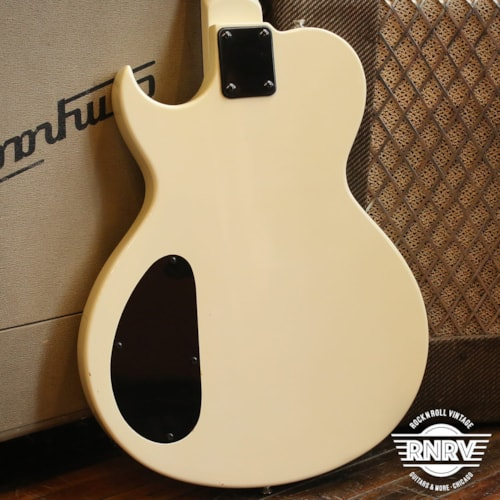 Brownsville Single Cut Special HH Cream/White