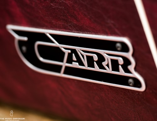 Carr Amplifiers Carr Mercury V, Wine Red