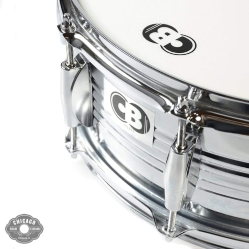 CB 5.5x14 Educational Snare Drum Kit w/Rolling Travel case